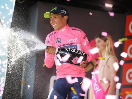 Poll: wie pakt eindzege in de Giro?