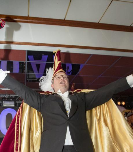 Stijn Roetgerink komt op als nieuwe prins Enterse Boorköttels