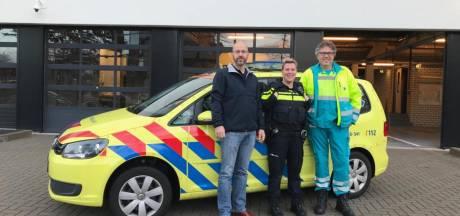Streettriage Twente voor crisissituatie rond verwarde personen