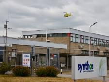 Medewerker 'komt in contact met hete vloeistof' bij bedrijfsongeval bij Synthos in Breda