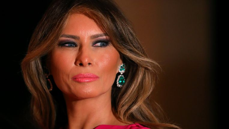Melania Trump. Beeld reuters