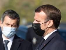 """Producteur tabassé par des policiers: """"très choqué"""" par la vidéo, Macron recadre Darmanin"""
