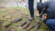 Bommen uit WOII gevonden bij werken aan oude watermolen