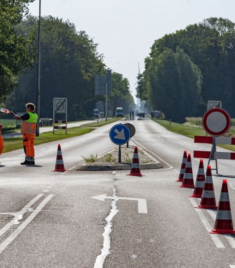 Politie uren druk met reconstructie van dodelijk ongeval in Emmeloord