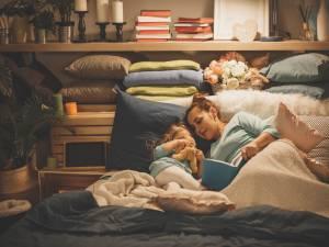 Les parents belges lisent plus de quatre histoires par semaine à leurs enfants