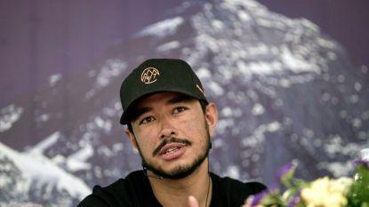 Nepalese bergbeklimmer beklimt 14 bergen in zeven maanden tijd en breekt record