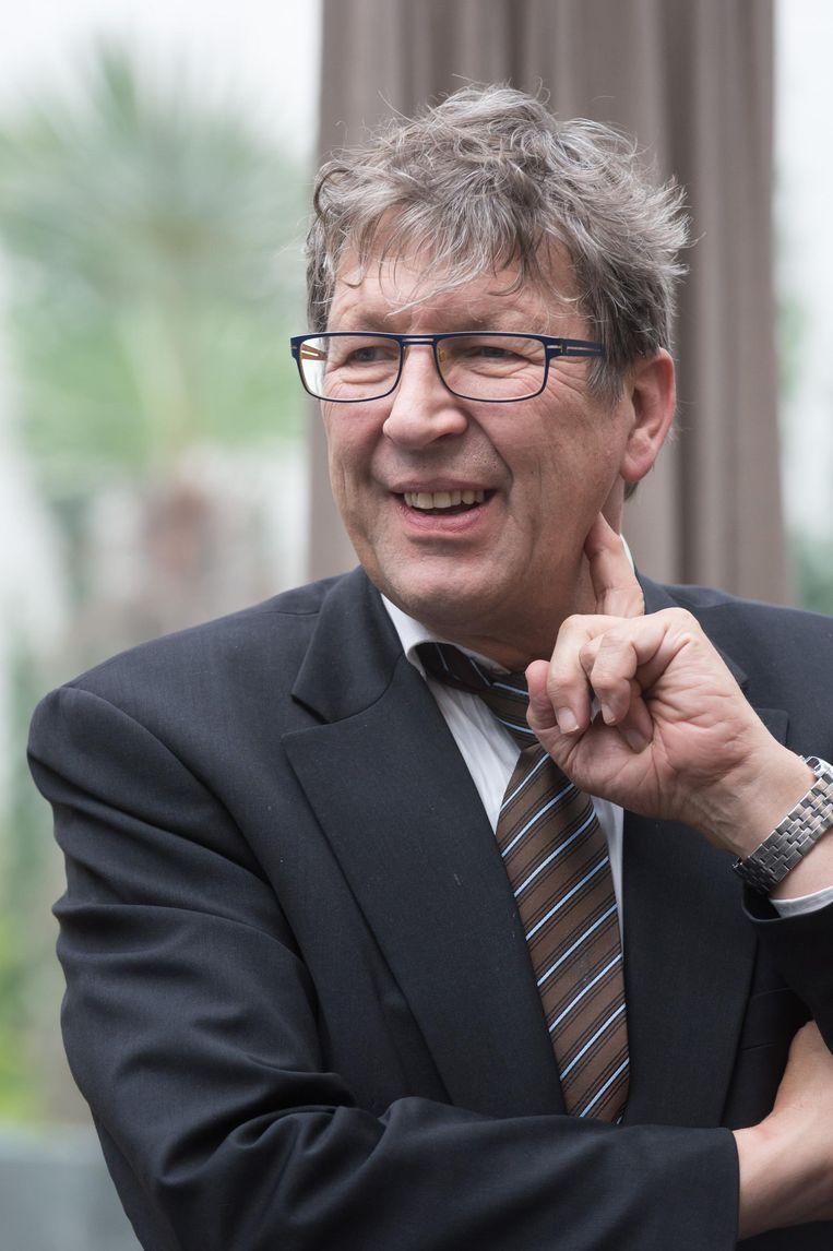 Bart De Nijn is zichtbaar opgelucht dat hij na zijn veroordeling in eerste aanleg nu toch is vrijgesproken.