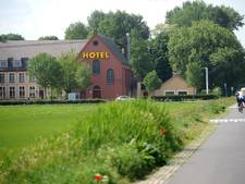 Steekpartij in hotel 't Klooster in Rilland