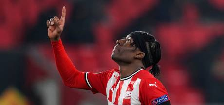 PSV speelt met Noni Madueke in de basis tegen Granada, Zahavi naar de bank