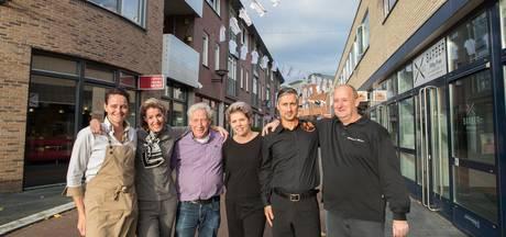 Witte Wieven neergestreken aan Nieuwe Markt in Raalte?