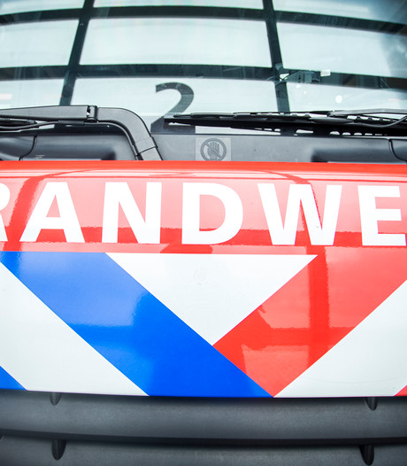 Brand door frietpan in appartementencomplex Oss