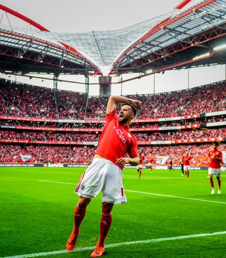 Benfica maakt geen fout en verovert Portugese landstitel