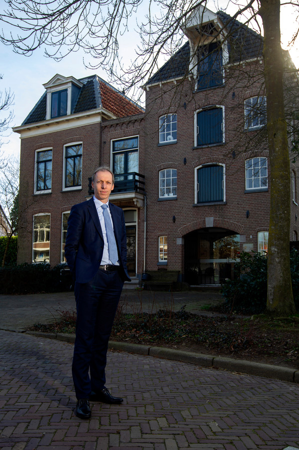 Strafpleiter Anno Huisman: ,,Op liefdadigheid kunnen wij ons kantoor niet op draaien.''