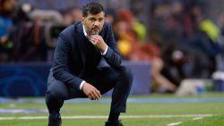 """Sergio Conceição jongste coach bij laatste acht op kampioenenbal: """"Hij is de nieuwe Simeone"""""""