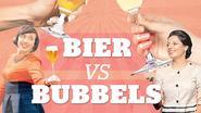 Betaalbaar klinken op het lentefeest: bier vs bubbels