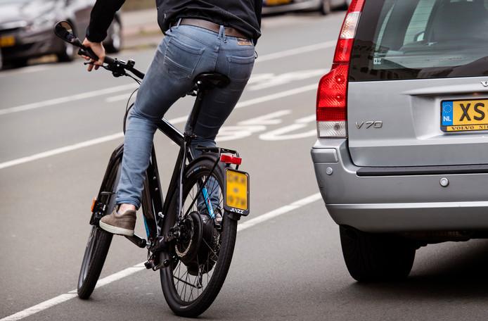 Vooral e-bikers blijken volgen het CBS een kwetsbare groep in het verkeer.