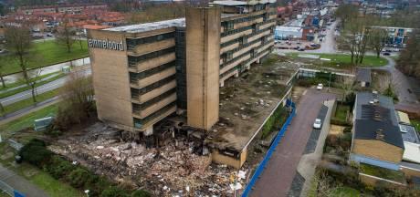 Weer zorgappartementen in iconisch gebouw De Golfslag in Emmeloord: 'We gaan het netjes maken'