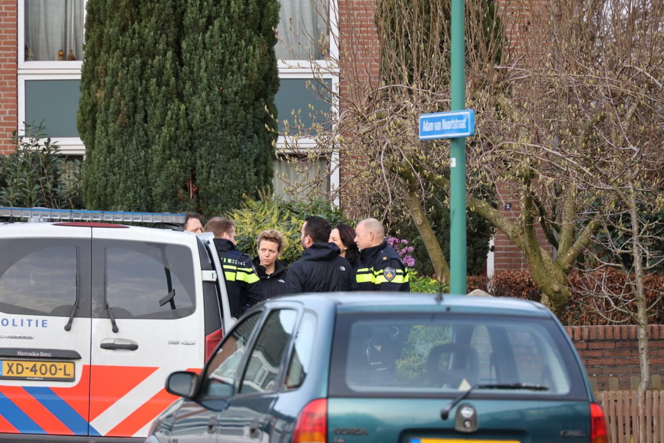 Vrouw zwaargewond na ruzie in Kaatsheuvel.