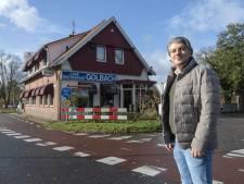 Bowlingbanen in Oldenzaalse café Golbach maken straks plaats voor veertien motelkamers