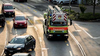 Drie personen omgekomen bij brand in appartementsgebouw in Zwitserland