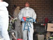 XTC-lab midden in woonwijk in Waalwijk, 150.000 pillen aangetroffen