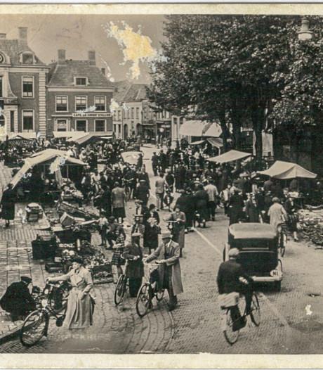 Markt in Doetinchem mogelijk naar de binnenstad