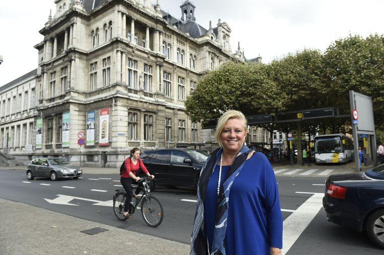 Directrice Karin Heremans.