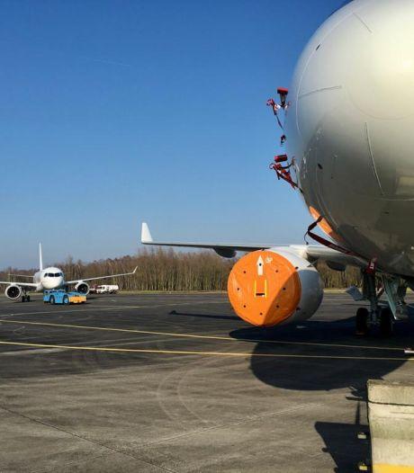 Twee gloednieuwe vliegtuigen op Twente Airport: 'Dit levert geld op'