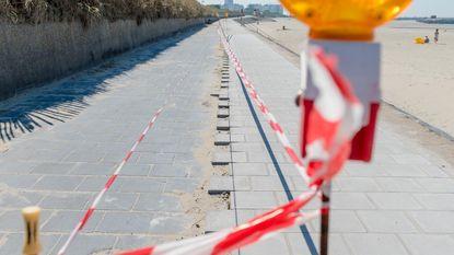 """Spinoladijk (voorlopig) maar half hersteld: """"Hulpdiensten moeten door kunnen"""""""