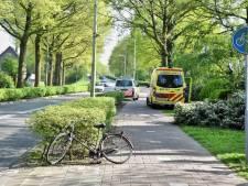 Fietser gewond bij aanrijding met auto in Tilburg