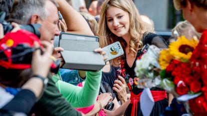 Geen 2.500 euro per dag, zodat Elisabeth kan genieten van normale studententijd