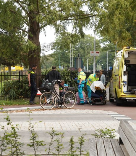 Fietser gewond door botsing met andere fietser in Kaatsheuvel