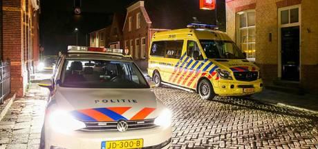 Man gewond na val in woning in Almkerk