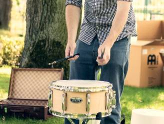 Rommel of trommel: senioren maken muziek met afval