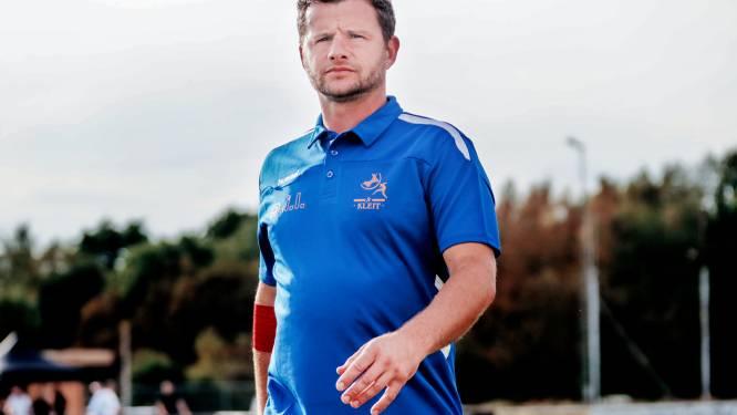 "Kersvers coach Wim Roels (FC Kleit): ""Dit wilde ik altijd al"""