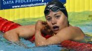 Nog wat scherper: Valentine Dumont verbetert Belgisch record opnieuw op 100m vrij