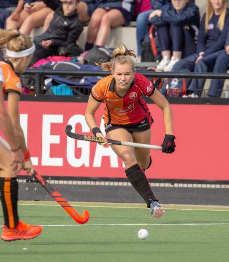 Oranje-Rood verliest topper van Amsterdam