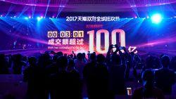 Vrijgezellendag in China: Alibaba verkoopt voor 1 miljard dollar in twee minuten