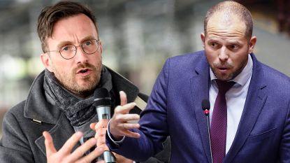 """Kosten opvang transmigranten doorschuiven naar federale regering? """"Ze kunnen 0 euro krijgen"""", zegt Francken"""