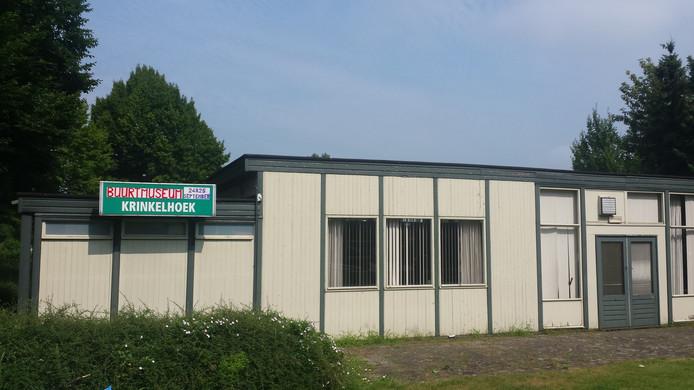 Op 24 en 25 september wordt de Krinkelsoos voor de laatste keer gebruikt. Als buurtmuseum.