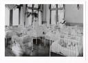 Zuigelingenkamer van de stichting Moederheil in Breda, foto gemaakt tussen 1930 en 1935