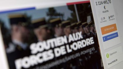 Gele Hesjes-protest in Frankrijk ontaardt in 'steunfondsenoorlog'