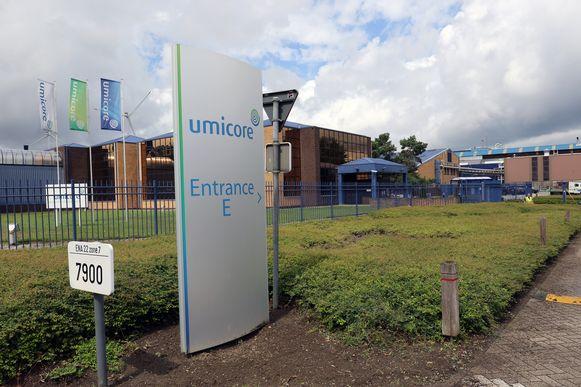 Umicore is al iets meer dan 100 jaar gevestigd in Olen.