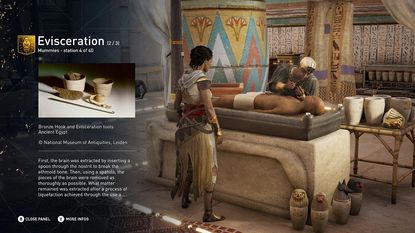 Hang eens de toerist uit in het oude Egypte: game 'Assassin's Creed' krijgt interactieve rondleidingen