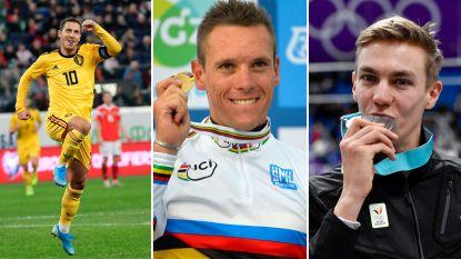 Wie was voor u dé Belgische sportman van het afgelopen decennium?