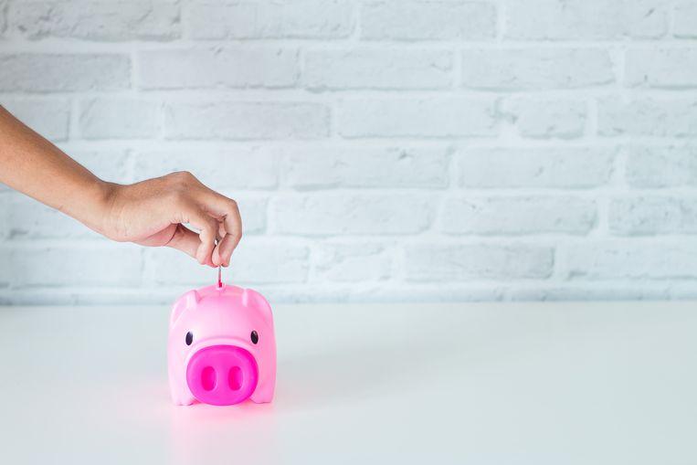 Persoonlijke financiën Beeld Colourbox