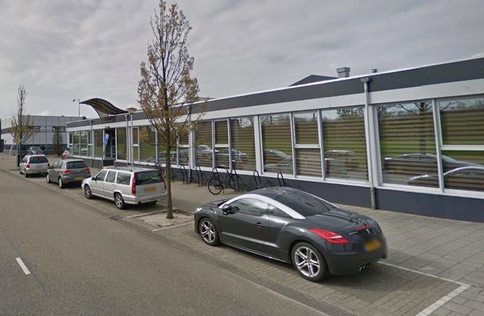 De Rhoneweg, in de omgeving van station Sloterdijk.