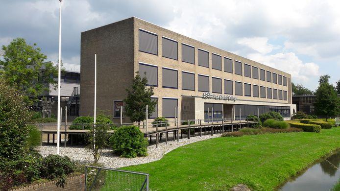 De vmbo-locatie van het Pax Christi College.