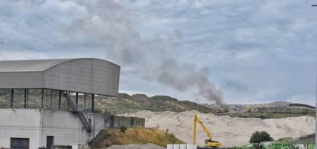 Wederom brand bij afvalverwerker Attero in Tilburg