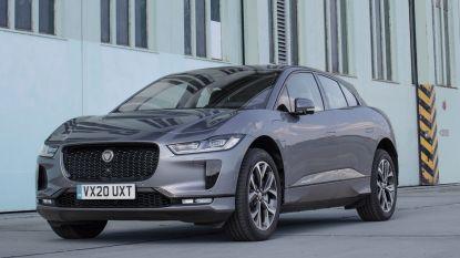 Jaguar komt met goedkopere versie van elektrische I-Pace-suv